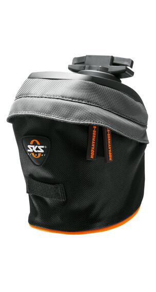 SKS Race Bag Cykeltaske grå/sort